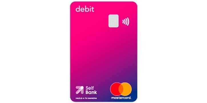 tarjeta selfbank
