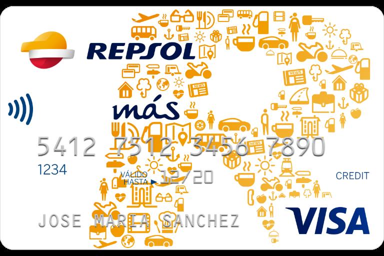 Tarjeta Repsol Crédito