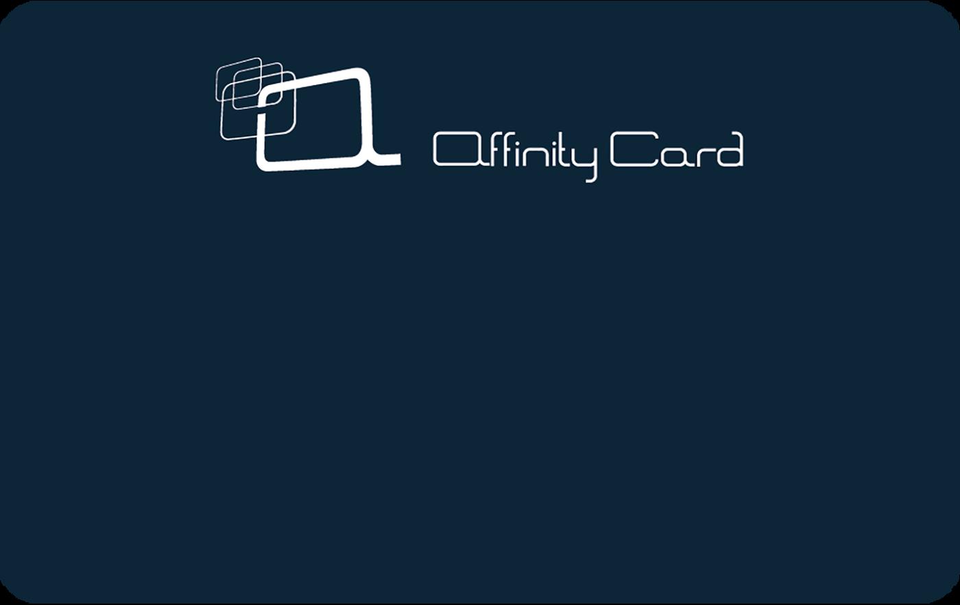 Tarjeta Affinity Card