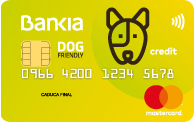 Tarjeta Dog Friendly Credito