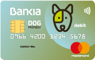Tarjeta Dog Friendly Débito