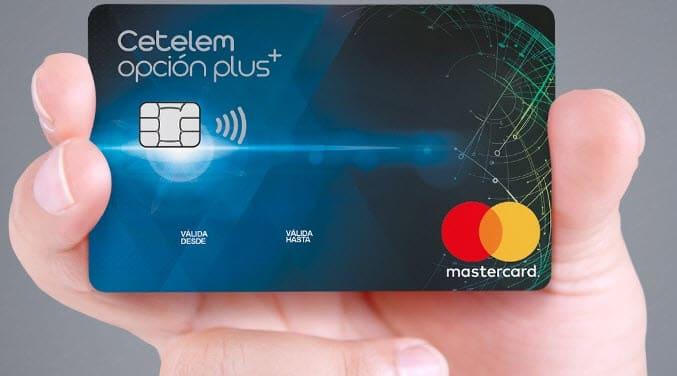 tarjeta Cetelem Opción Plus