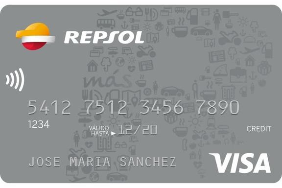 Tarjeta Repsol Platinum