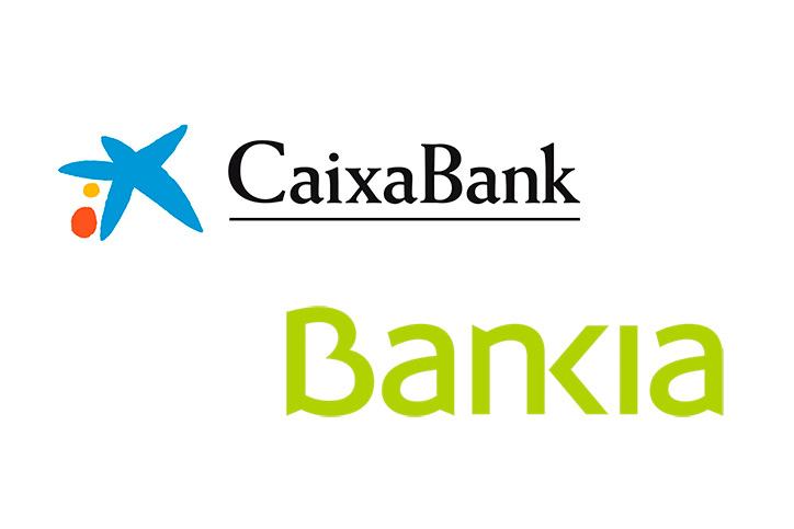 fusión entre caixabank y bankia